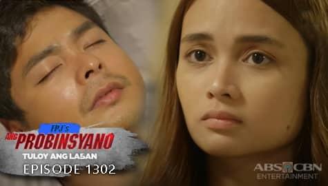 Ang Probinsyano: Clarice, nanatili sa pag-aalaga kay Cardo   Episode # 1302 Image Thumbnail