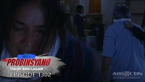 Ang Probinsyano: Diana at Teddy, nabigong takasan ang mga tauhan ni Lily   Episode # 1302 Image Thumbnail