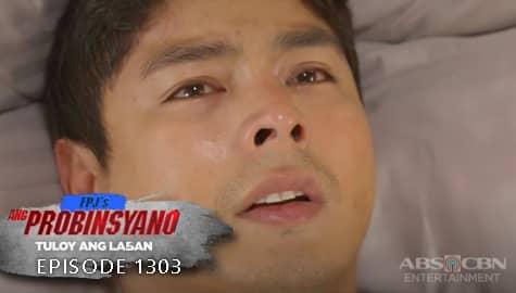 Ang Probinsyano: Ang muling paggising ni Cardo | Episode # 1303 Image Thumbnail