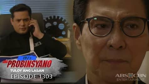 Ang Probinsyano: Art, muling ipinatawag sa palasyo si Albert | Episode # 1303 Image Thumbnail