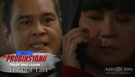 Ang Probinsyano: Renato, nanggigil sa galit dahil sa kaniyang hiling kay Lily | Episode # 1303 Image Thumbnail