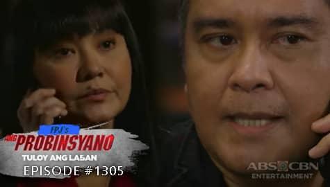 Ang Probinsyano: Renato, nagpumilit na makipagkita kay Lily   Episode # 1305 Image Thumbnail