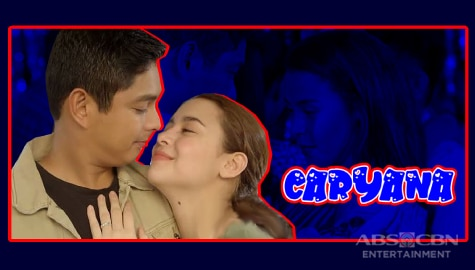 10 most memorable kilig moments of Cardo and Alyana in FPJ's Ang Probinsyano Image Thumbnail