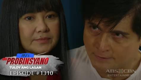 Ang Probinsyano: Mariano, di napigilan sagutin si Lily | Episode # 1310 Image Thumbnail