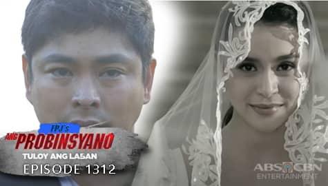 Ang Probinsyano: Cardo, labis ang kalungkutan sa pagkawala ni Alyana | Episode # 1312 Image Thumbnail