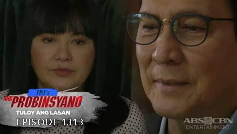 Ang Probinsyano: Lily, ipinaalam kay Art ang kaniyang plano laban kay Renato | Episode # 1313 Image Thumbnail