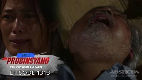 Ang Probinsyano: Teddy, nagsimula na pahirapan ng tauhan ni Renato | Episode # 1313 Image Thumbnail
