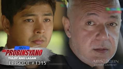 Ang Probinsyano: Ramil, ipinaalam ang kaniyang planong pag-alis sa grupo ni Cardo | Episode # 1315 Image Thumbnail
