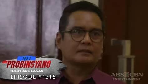 Ang Probinsyano: Renato, sumuko sa harap ng taumbayan   Episode # 1315 Image Thumbnail