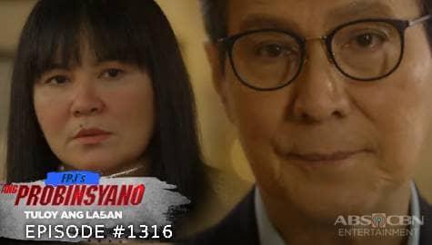 Ang Probinsyano: Art, itinanggi ang duda sa kaniya ni Lily | Episode # 1316 Image Thumbnail