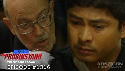 Ang Probinsyano: Lolo Delfin, ipinaalam kay Cardo ang kalagayan nina Diana at Teddy | Episode # 1316 Image Thumbnail