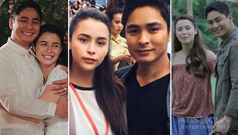 10 memorable scenes showing the love journey of Cardo and Alyana in FPJ's Ang Probinsyano Image Thumbnail
