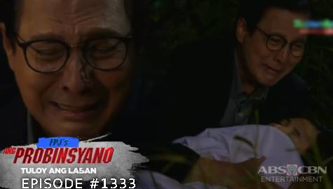 Ang Probinsyano: Art, nangako na sisingilin si Cardo sa pagkawala ni Clarice | Episode # 1333 Image Thumbnail