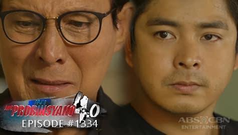 Ang Probinsyano: Art, nangako na maghihiganti kay Cardo | Episode # 1334 Image Thumbnail