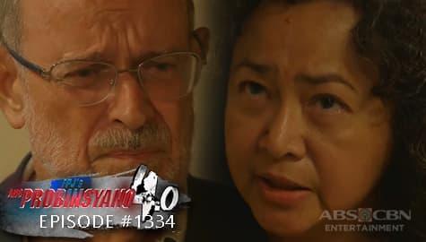 Ang Probinsyano: Lolo Delfin, sinubukan makiusap kay Vergie para kay Cardo | Episode # 1334 Image Thumbnail