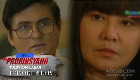 Ang Probinsyano: Lily, inutusan si Mariano na makiramay kay Art | Episode # 1335 Image Thumbnail