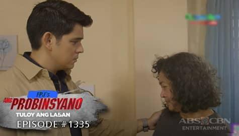 Ang Probinsyano: Lito, pinagtakpan ang kaniyang kasinungalingan sa magulang ni Alyana | Episode # 1335 Image Thumbnail