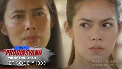 Ang Probinsyano: Diana at Roxanne, nagtimpi sa kayabangan ng grupo ni Lito | Episode # 1335 Image Thumbnail