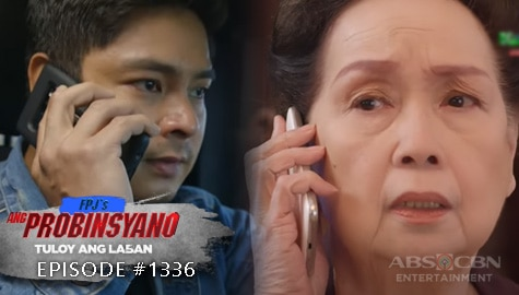 Ang Probinsyano: Lola Flora, sinubukan pigilan ang plano ni Cardo | Episode # 1336 Image Thumbnail