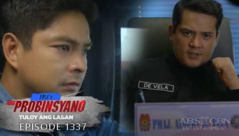 Ang Probinsyano: Cardo, nagsimula na sa kaniyang pagtugis sa Black Ops | Episode # 1337 Image Thumbnail