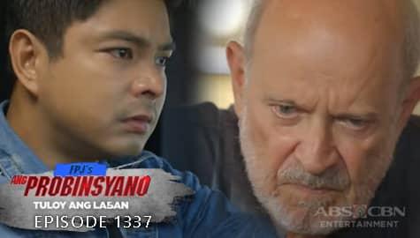 Ang Probinsyano: Lolo Delfin, nag-alala sa plano ni Cardo para kay Alyana | Episode # 1337 Image Thumbnail