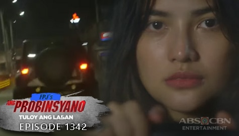 Ang Probinsyano: Lia, sinundan ang pagtakas ni Cardo | Episode # 1342 Image Thumbnail