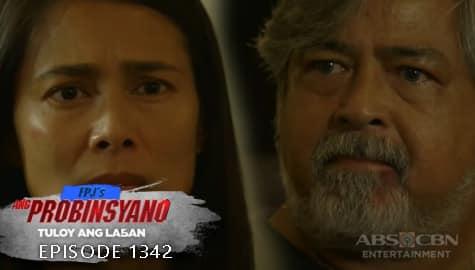 Ang Probinsyano: Teddy, isinisi ang pagkamatay ni Alyana kay Cardo | Episode # 1342 Image Thumbnail