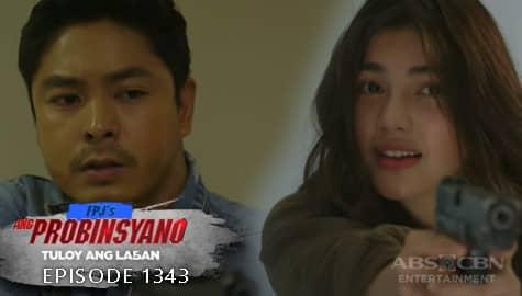 Ang Probinsyano: Lia, gumawa ng eksena para hindi mahuli ni Cardo | Episode # 1343 Image Thumbnail