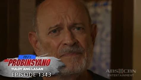 Ang Probinsyano: Lolo Delfin, nalungkot sa desisyon ni Teddy kay Cardo | Episode # 1343 Image Thumbnail