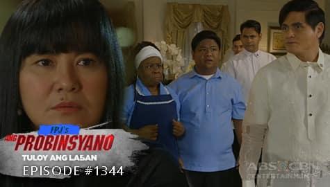 Ang Probinsyano: Mariano, hinarang ang plano ni Lily kina Ambo at Elizabeth | Episode # 1344 Image Thumbnail