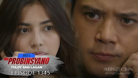 Ang Probinsyano: Lia, ipinaalam kay Albert ang kinaroroonan ni Cardo | Episode # 1345 Image Thumbnail