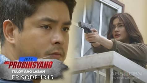 Ang Probinsyano: Lia, nagmadali para hulihin si Cardo | Episode # 1345 Image Thumbnail