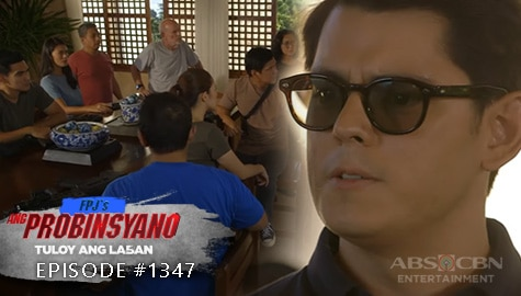 Ang Probinsyano: Lito, sumugod sa paghahanap kay Cardo | Episode # 1347 Image Thumbnail