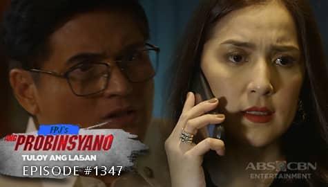 Ang Probinsyano: Mariano, naisip na pigilan ang pag-alis ni Ellen | Episode # 1347 Image Thumbnail