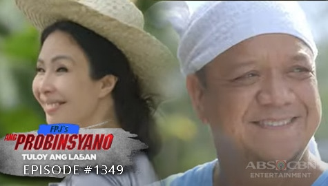 Ang Probinsyano: Giselle and Mitoy's first appearance as Pilar and Teban   Episode # 1349 Image Thumbnail