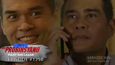 Ang Probinsyano: Jacob, natuwa sa tiwala sa kaniya ni Renato | Episode # 1350 Image Thumbnail