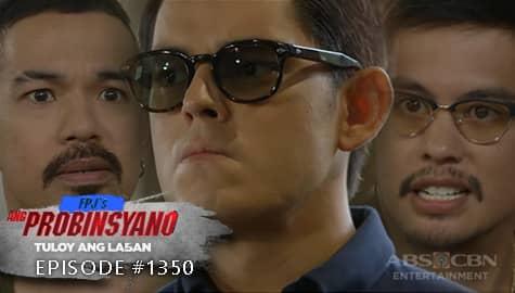 Ang Probinsyano: Lito, siniguro kina Derrick at Santi ang paghihiganti kay Cardo | Episode # 1350 Image Thumbnail