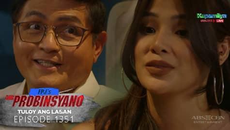 Ang Probinsyano: Cassandra, sumunod sa utos ni Mariano | Episode # 1351 Image Thumbnail