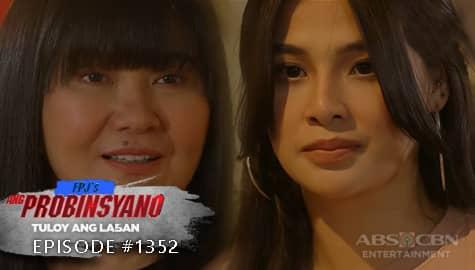 Ang Probinsyano: Lily, nagdesisyon na patirahin sa palasyo si Cassandra | Episode # 1352 Image Thumbnail