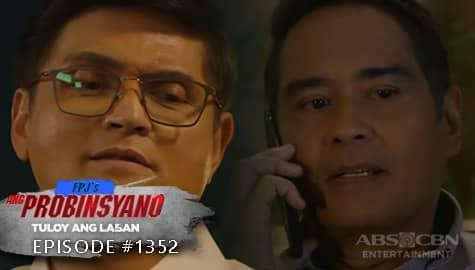 Ang Probinsyano: Mariano, ipinagyabang ang kaniyang trabaho kay Renato | Episode # 1352 Image Thumbnail
