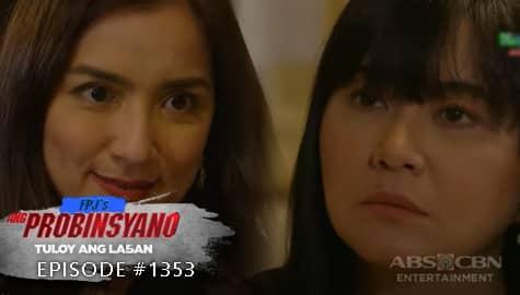 Ang Probinsyano: Ellen at Lily, tuloy ang plastikan sa isa't isa | Episode # 1353 Image Thumbnail