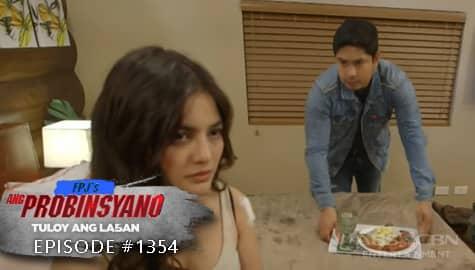 Ang Probinsyano: Cardo, dinalhan ng pagkain si Lia | Episode # 1354 Image Thumbnail