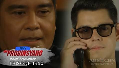 Ang Probinsyano: Renato, siniguro ang kaniyang tiwala kay Lito | Episode # 1360 Image Thumbnail