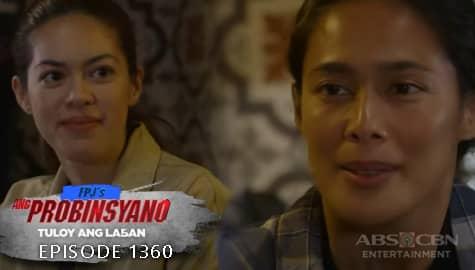 Ang Probinsyano: Roxanne, ikinuwento ang kaniyang pangamba kay Diana | Episode # 1360 Image Thumbnail