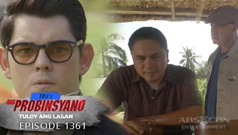Ang Probinsyano: Lito, inawat ang away nina Ramil at Vito | Episode # 1361 Image Thumbnail