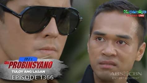 Ang Probinsyano: Jacob, binalaan ang buhay ni Lito   Episode # 1366 Image Thumbnail