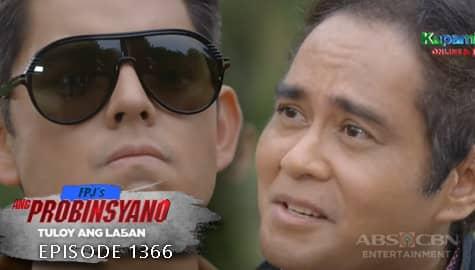 Ang Probinsyano: Lito, siniguro ang kaniyang kaligtasan kay Renato   Episode # 1366 Image Thumbnail