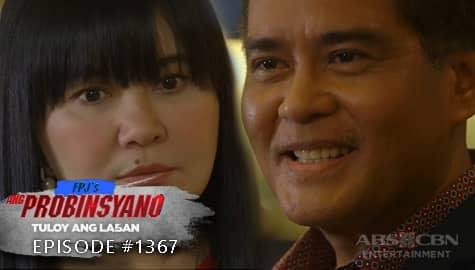 Ang Probinsyano: Renato, nagsimula na sa kaniyang plano laban kay Lily   Episode # 1367 Image Thumbnail