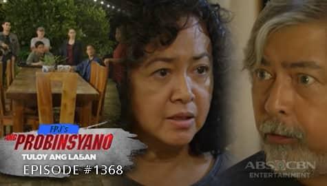 Ang Probinsyano: Virgie at Teddy, nainis sa pagmamatigas ng Task Force Agila | Episode # 1368 Image Thumbnail