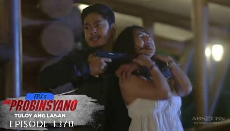 Ang Probinsyano: Cardo, hinostage si Lia para matakasan ang Black Ops | Episode # 1370 Image Thumbnail